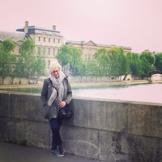 Strolling Paris And A Blogger Meet-up