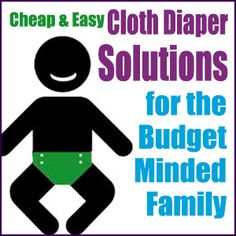 The Eco Friendly Family's resource for all things cloth diapers.
