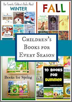 Children's Books for All Seasons