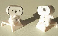 Yujin Kaomiji cell phone emoticon toys