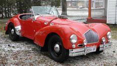 k2 roadster, classic car, british hotrod, 1952 allard, allard k2