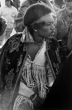 Jimi Hendrix....