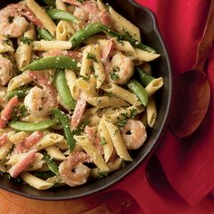 shrimp dinner, chicken recip, shrimp pasta, seafood dishes, fish dinners, meal recipes, shrimp recipes, chicken breast, pasta primavera