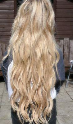 long beach, beach waves, hair colors, wavy hair, long hair, blond, beauti, hairstyl, dream hair