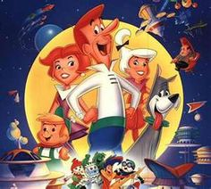 The Jetsons was one of favs!!.