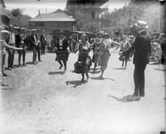 Womens race Manitou Springs 1910