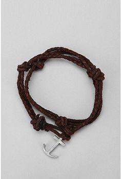 Nautical Knot Bracelet $16.00