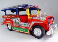 Jeepney only in the Philippines