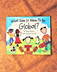 Book of the Week: What Does It Mean to be Global?