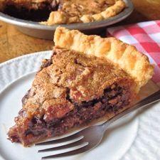 Chocolate Chunk Pecan Pie: King Arthur Flour