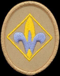 Webelos Badge Requirement