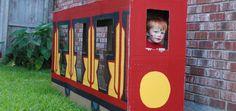 Daniel Tiger's Neighborhood Trolley