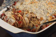 Bo's Bowl: Trisha Yearwood's Baked Spaghetti