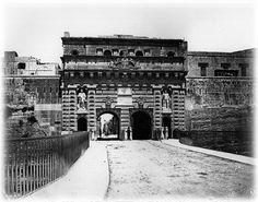 Kings' Gate - Valletta