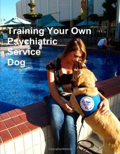 Psychiatric Service Dog Training Books