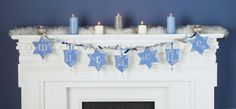 Top 10 Ways To Decorate For Hanukkah 2011