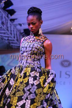 Vlisco opens shop in Ghana Photos