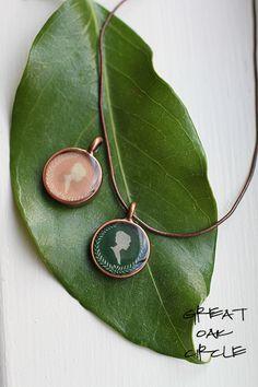 Resin Necklace #DIY