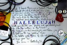 LYRICS to Hallelujah by Jeff Buckley (I love Brandy Carlisle's version)