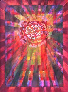 A New Beginning Artist: Edward Baranski Water Media on Paper