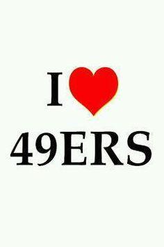 I ❤ 49ERS