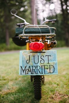 Just Married | Scooter
