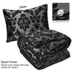 I am totally buying this but because it is on sale it is actually cheaper to buy the duvet & shams separately.