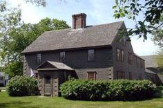 1699 Historic Winslow House & Cultural Center - Marshfield, Massachusetts