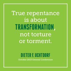 So very true!!!!! OCTOBER 2013 GENERAL CONFERENCE – PRIESTHOOD SESSION