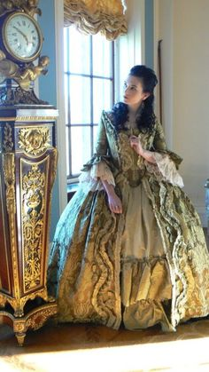 Beautiful 18th Century Style.