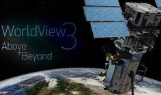 DigitalGlobe's WorldView 3 takes flight