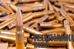 TEOTWAWKI Reloading: After the ammo runs out.