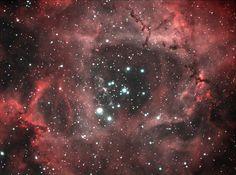 NGC2237 - The Rosette Nebula