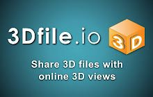 Share, show, and collaborate with your 3D models.