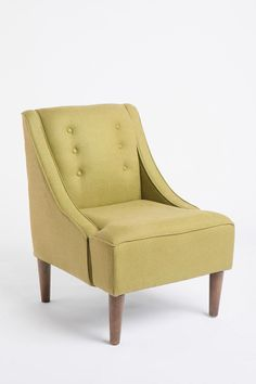 decor, living rooms, urban outfitters, green, living room chairs, madelin chair, reading chairs, live room, accent chairs