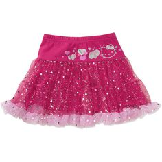 Hello Kitty - Girls Tutu Skirt