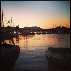 Kalimera! #morning #sunrise #aegina #aigina #greece  #studyabroad #druryingreece