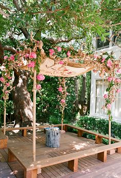 Brides: Amazing Ceremony Structures For Your Wedding | Wedding Ideas