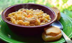 macaroni noodl, soup recipes, noodl soup