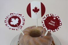 Free Canada Day party printables