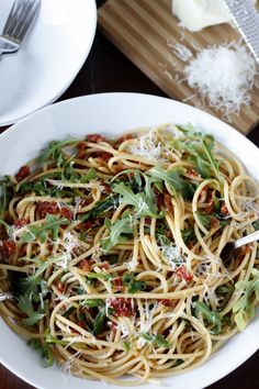 BLT Bucatini - 5 Must-Try pasta recipes from @Paula - bell'alimento