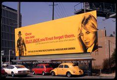 Billboards on Sunset - Billy Jack
