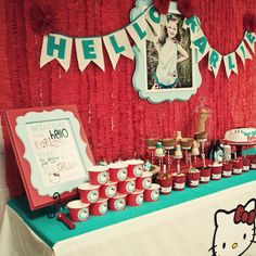 Hello Kitty Printable Party Collection