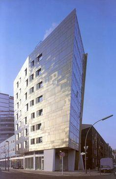 IBA Housing, Berlin, Germany by Zaha Hadid