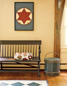 Home decorating antique furniture - Early American Decor