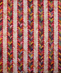 pioneer braid quilt pattern