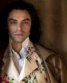 Aidan Turner as Gabriel Rossetti