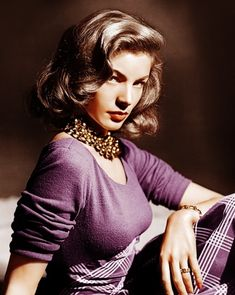 Lauren Bacall: 1924-2014. Good article and more photos.