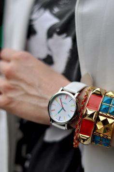 Love that watch!