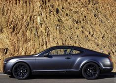 2010 Bentley Continental Supersports - I really liked the 2010, in powder blue. ~DT